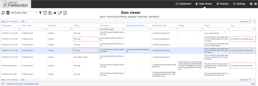 DataViewer-File-Operation-Context